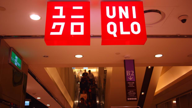 Woman Kisses Girlfriend In Uniqlo, Told To Leave Promo Image