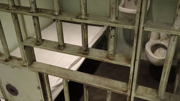 Man Admits To Killing Elderly Child Molester Cellmate Promo Image