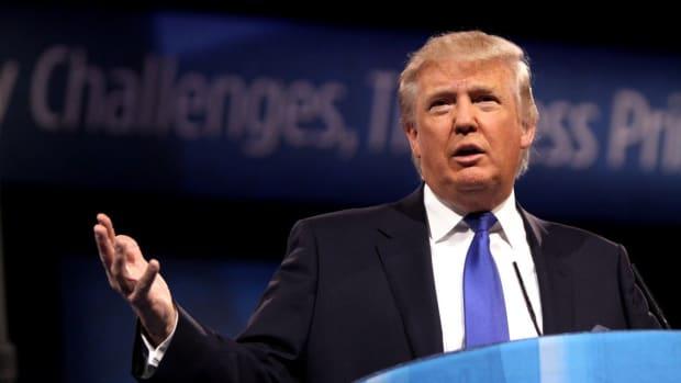 Trump Subpoenaed By Alleged Groping Victim Promo Image