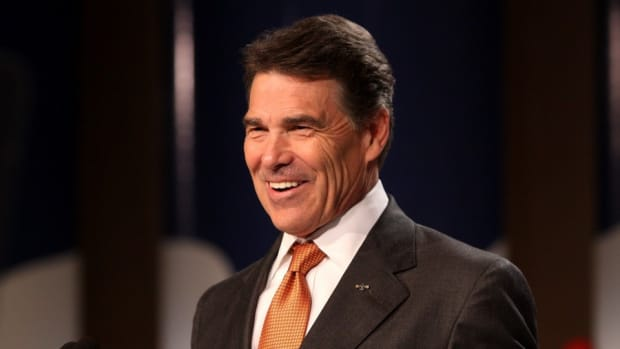 Rick Perry Tricked Into Call With Russian Pranksters (Video) Promo Image