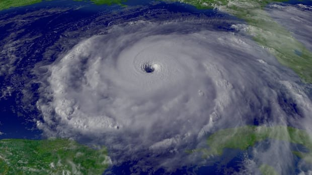 Hurricane Jose Grows, Threatens Islands Damaged By Irma (Photos) Promo Image
