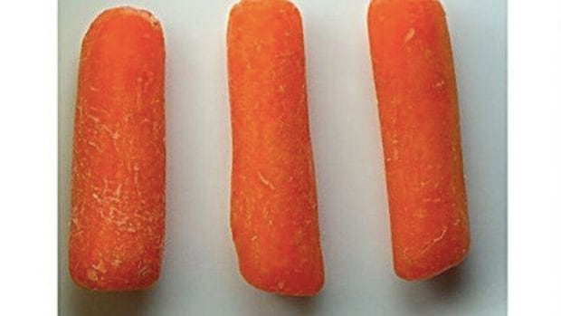 Here's Why You Should Stop Eating Baby Carrots ASAP Promo Image