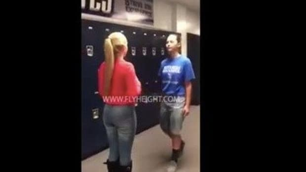 Teen Girl Smacks Teacher Right In The Face, Teacher Responds In Completely Unexpected Way Promo Image