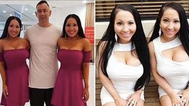 Twins Who Are In Sexual Relationship With Same Man Reveal Strange New Goal (Photos) Promo Image