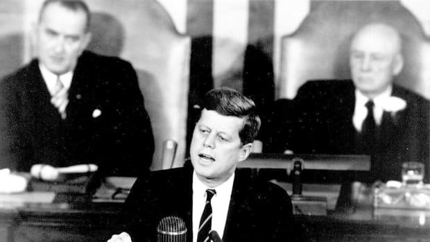 Trump Orders That Some JFK Files Remain Secret Promo Image
