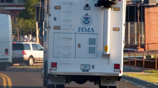 FEMA Workers May Have To Pay Back Overtime Earnings Promo Image