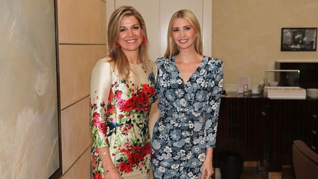 Ivanka Trump Defies Nordstrom By Opening Her Own Store (Photo) Promo Image
