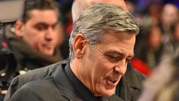George Clooney Calls Trump 'Incapable' And Unprepared Promo Image