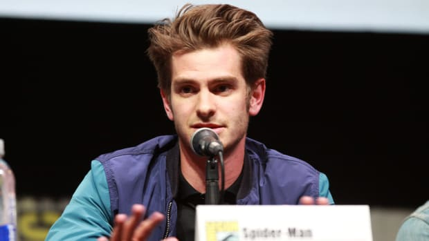 Andrew Garfield Ruffles Feathers With Gay Comments Promo Image