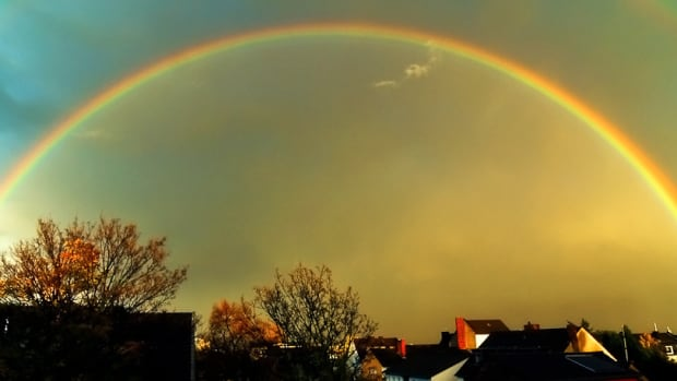 Full Circle Rainbow Spotted In Russia (Video) Promo Image