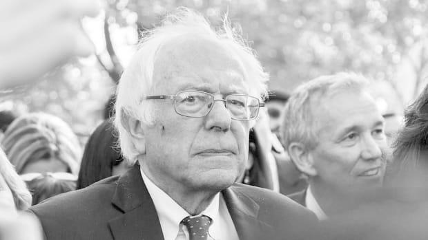 Sanders Attacks Trump Over North Korea Promo Image