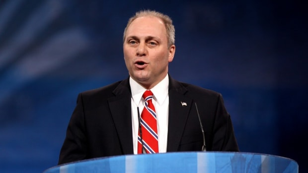 Rep. Steve Scalise Readmitted To Intensive Care Unit Promo Image