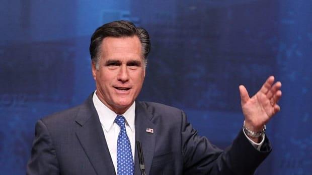 Mitt Romney Criticizes Trump's 'S**thole' Remarks Promo Image