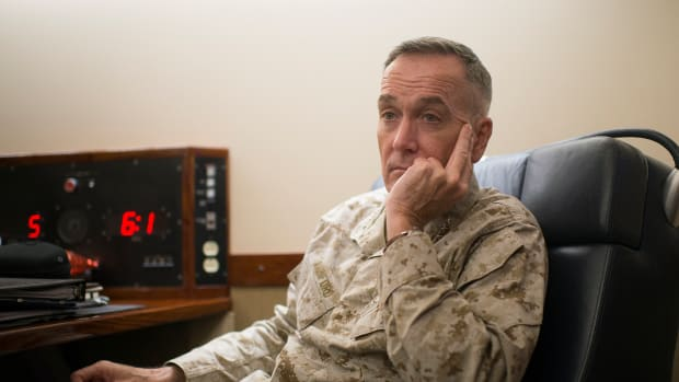 Military Chiefs: No Change In Transgender Policy Promo Image