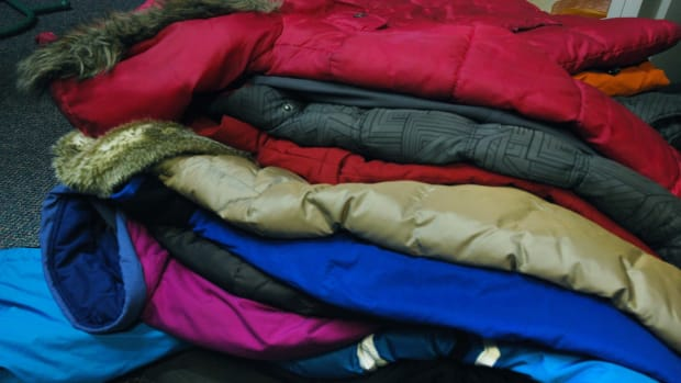 Volunteer Returns Thousands Of Dollars Found In Coat Promo Image