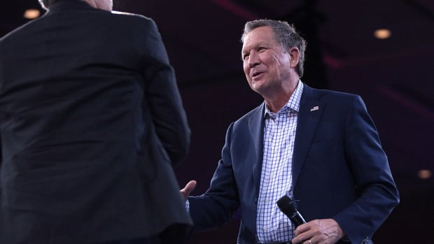 Kasich Signs Ban On Down Syndrome Abortions Promo Image