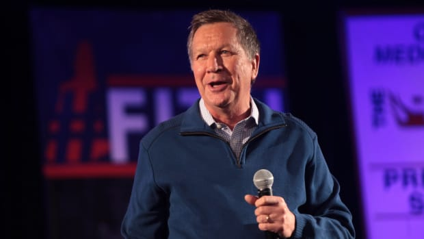 Kasich To Dreamers: Come To Ohio Promo Image