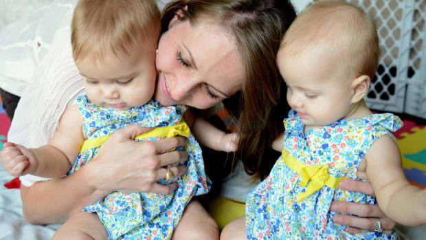 Mommy Vlogger Says She Breastfed Baby During Sex (Video) Promo Image