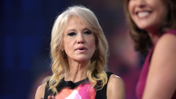 Kellyanne Conway Responds To Texas Shooting Promo Image