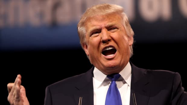 Trump: Immigrant Gang Members 'Slice and Dice' Girls Promo Image