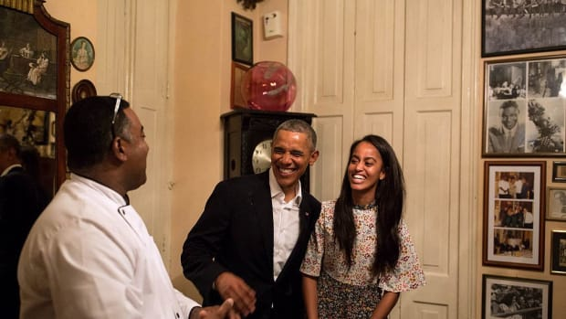 Malia Obama's 'Boyfriend' Revealed Promo Image