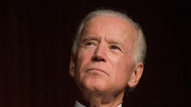Report: Biden Leaning Toward 2020 Run Promo Image