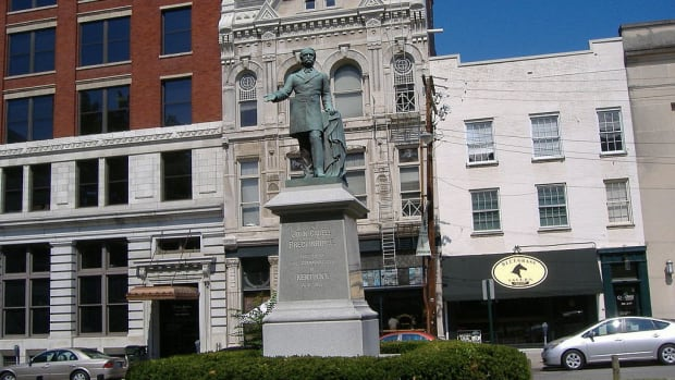 Lexington Council Votes To Remove Confederate Statues Promo Image