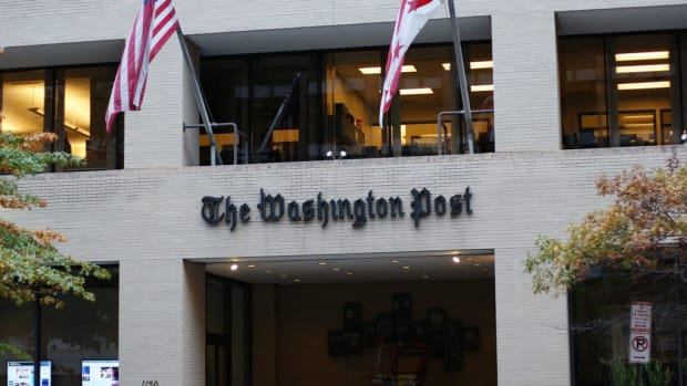Washington Post Heir Commits Suicide Same Way As Father Promo Image