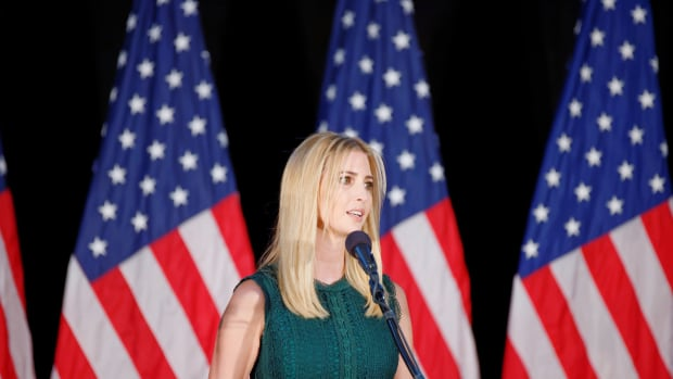 Ivanka Trump's Brand Under Fire For Thanksgiving Tweet (Photos) Promo Image