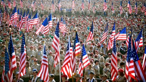 School's Dress Code Bans American Flag In Error Promo Image