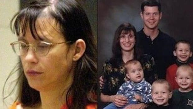 Mom Who Drowned Kids Now Passes The Time In A Very Disturbing Way Promo Image