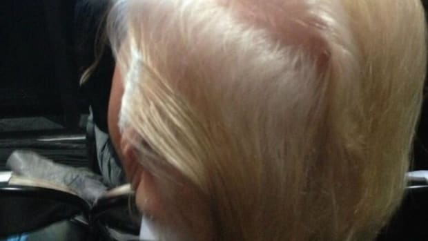 Lara & Eric Trump's Baby Has Hair Like Donald (Photo) Promo Image