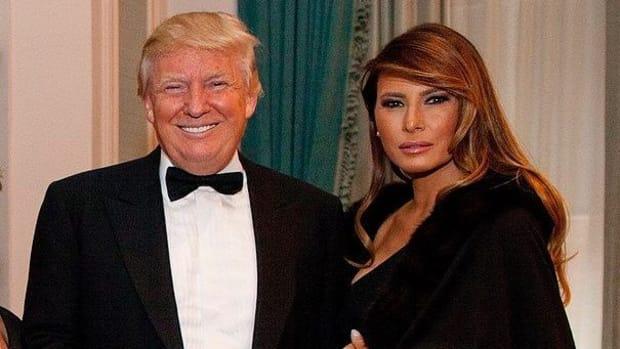 Trump Insider: Melania Feels Pressure To Be 'Perfect' Promo Image