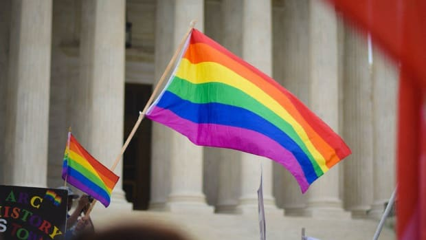SCOTUS Will Leave Controversial LGBT Law In Place Promo Image
