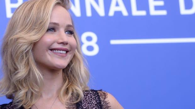 Jennifer Lawrence: Hurricanes Revenge For Voting Trump (Video) Promo Image