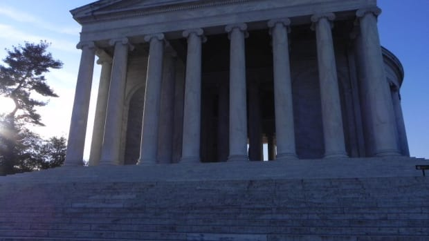 Update To Jefferson Memorial To Reflect Slave Ownership Promo Image