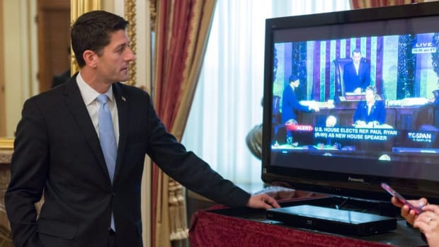 Democrat Challenging Ryan Raises $430K In 12 Days Promo Image