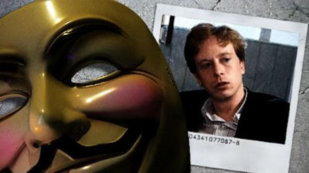 Barrett Brown, Anonymous Spokeserson