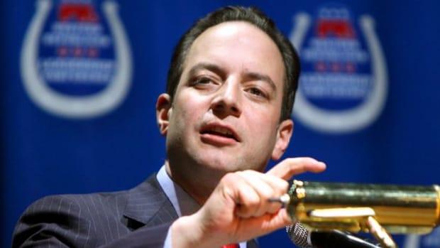Republican Chairman Reince Priebus.
