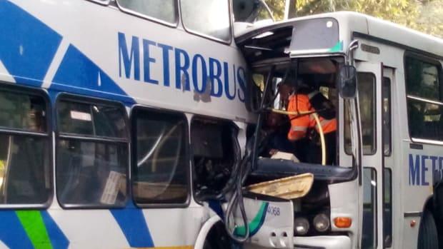 Bus Crash.
