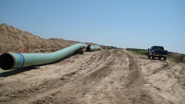 Keystone XL Pipeline.
