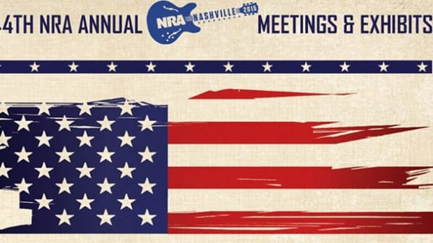 NRA Convention Logo.