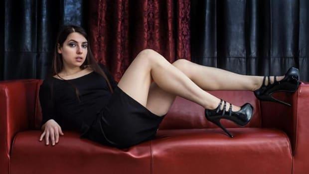 Alissa Afonina.