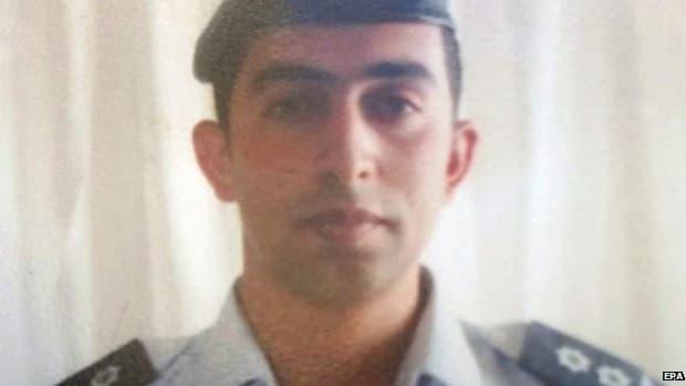 Lt. Muath al-Kaseasbeh.