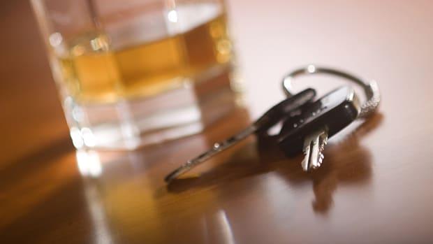 Drink And Car Keys.