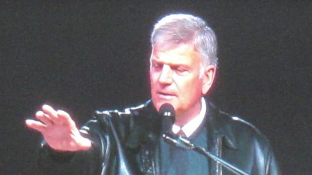 Rev. Franklin Graham.