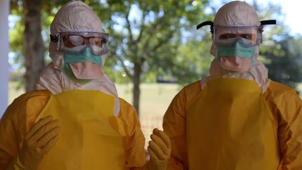 Ebola Outbreak.