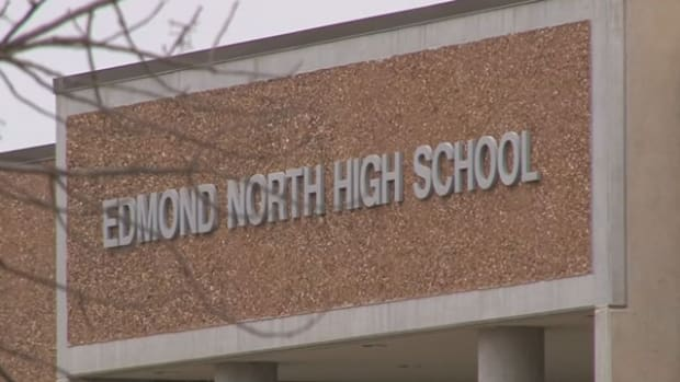Edmond High School.