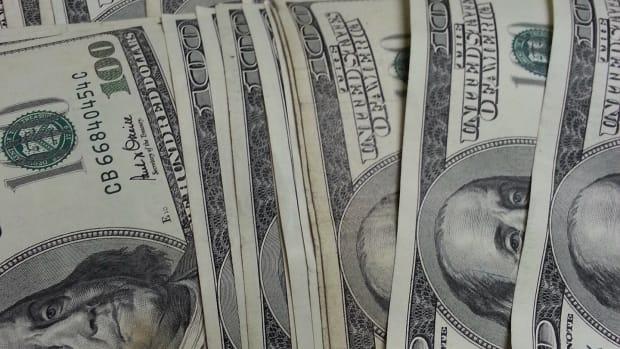 Money in politics.
