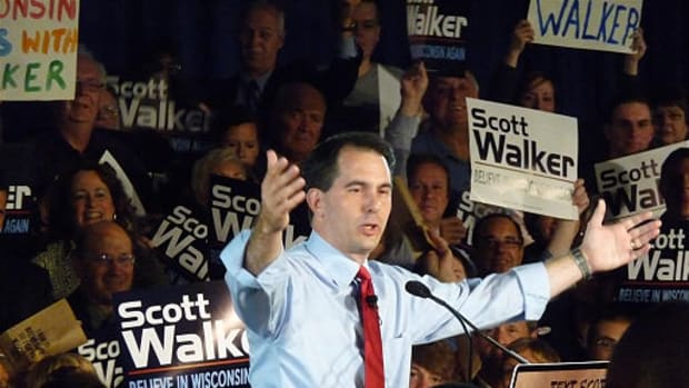 Gov. Scott Walker.